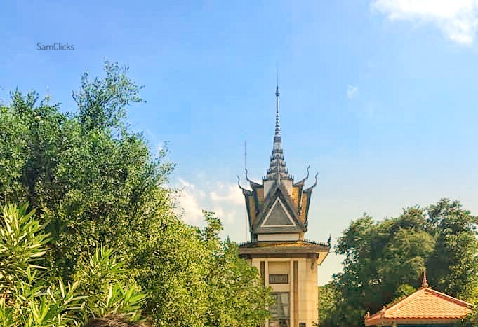 The Killing Fields Monument