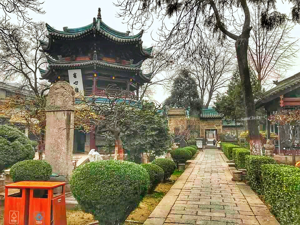 The Grand Mask of Xi'an: the first mosque of China