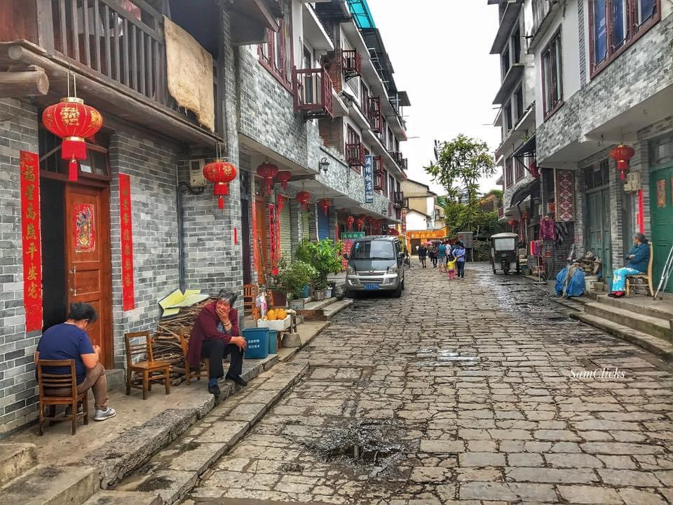 XingPing Village- near the Yellow Cloth Shoal (RMB 20 note scene)