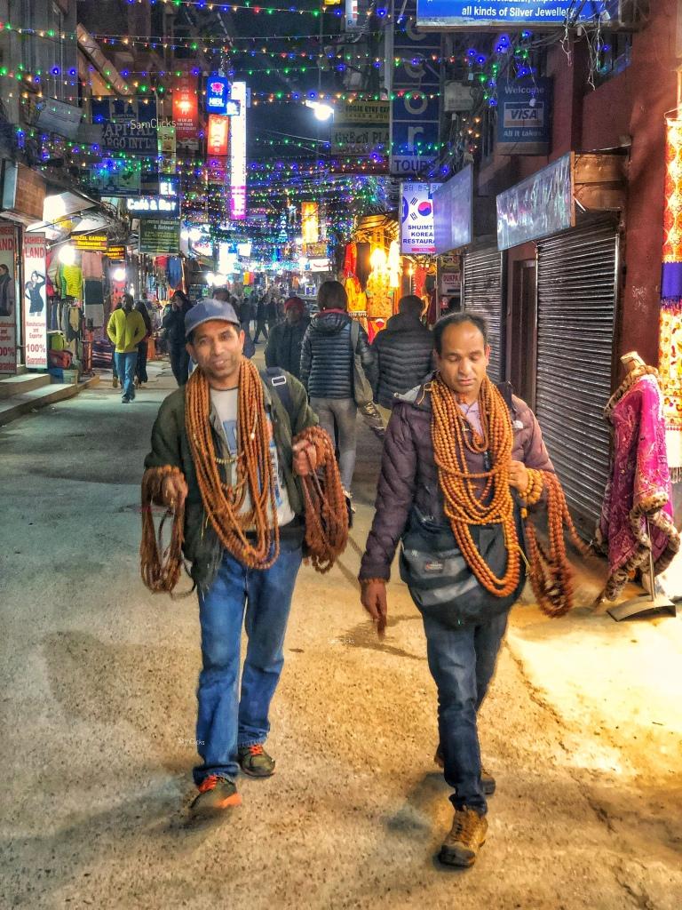 Rudraksh Sellers in Thamel